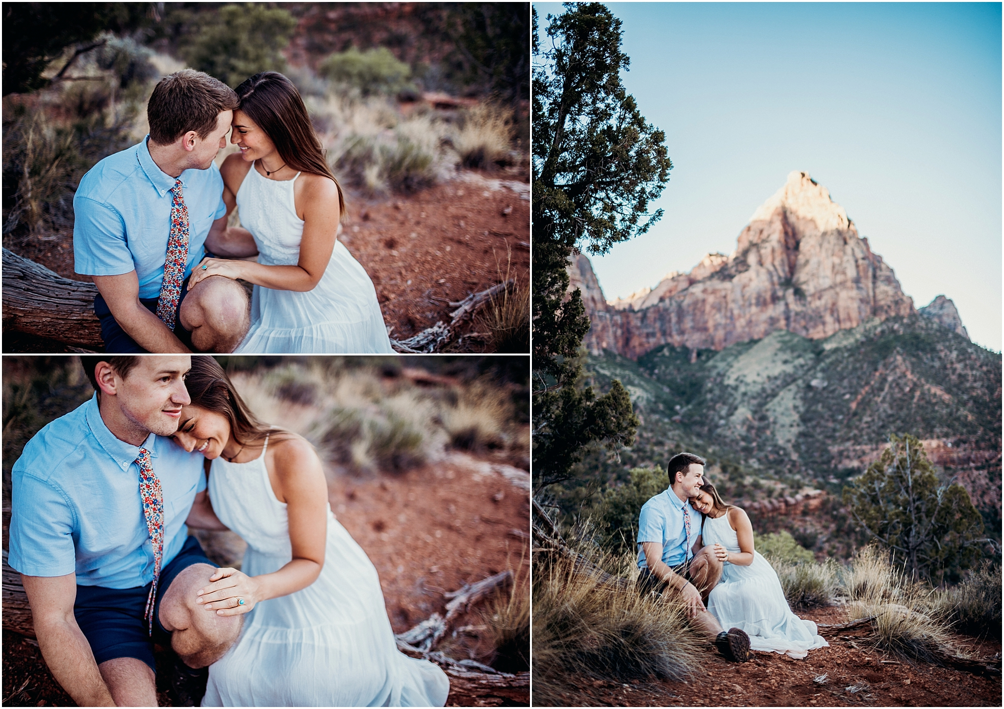 zion national park adventure engagement session zion portraits utah photographer arizona photographer 14.jpg