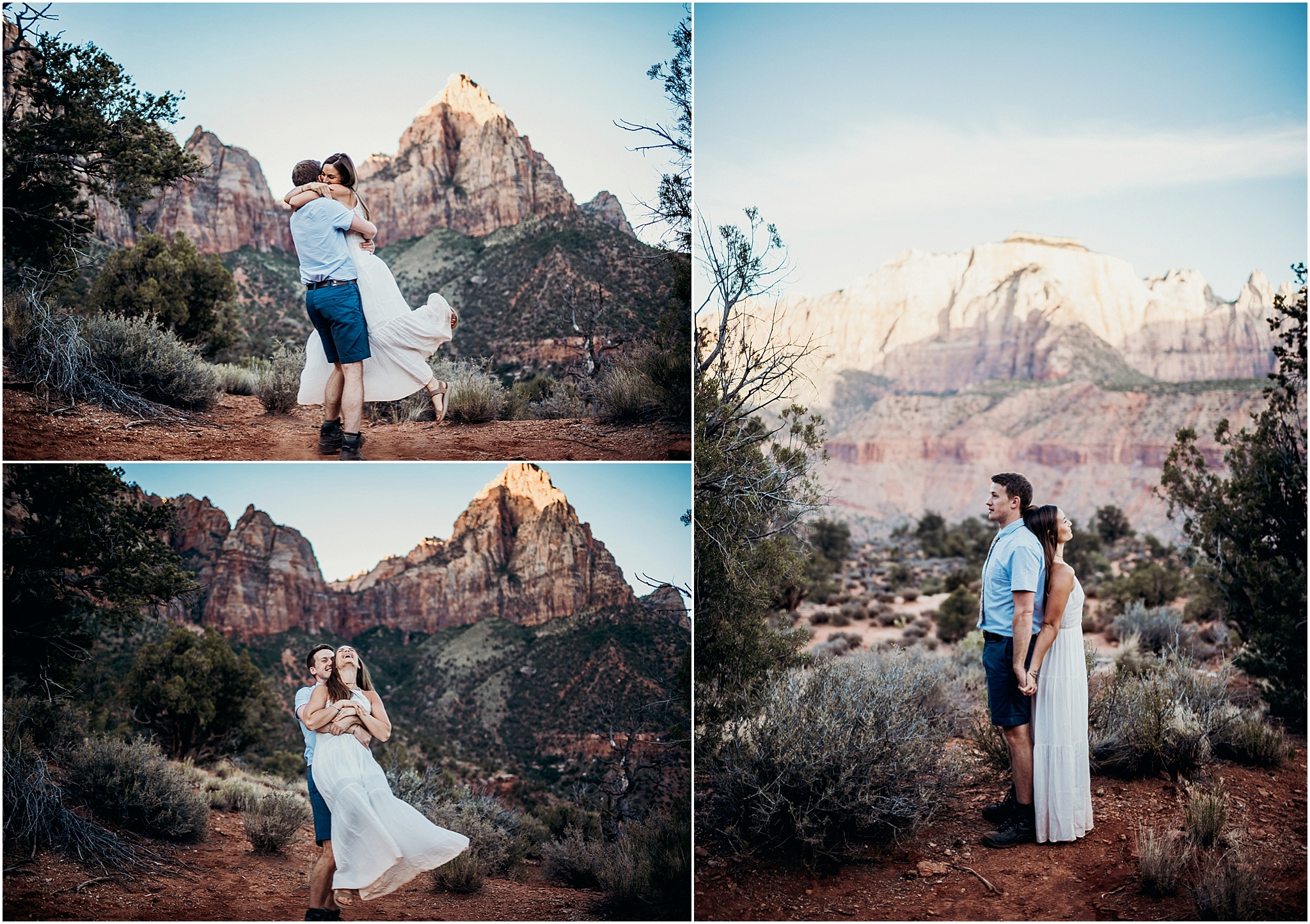 zion national park adventure engagement session zion portraits utah photographer arizona photographer 18.jpg