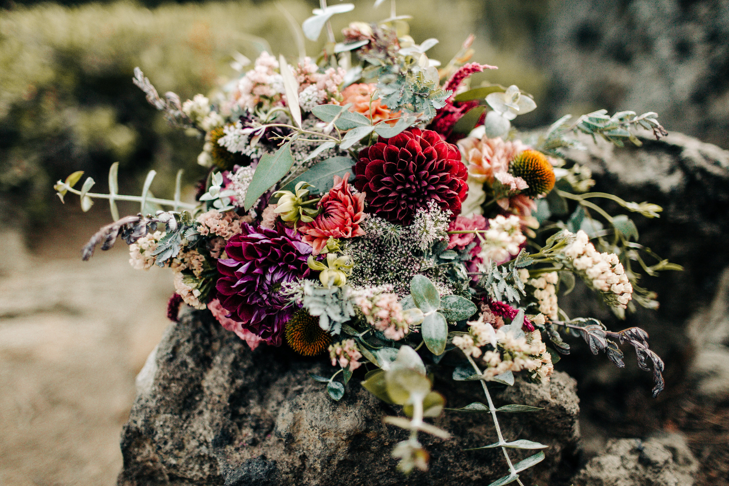 Florals by Meghon of  Love and Lupines
