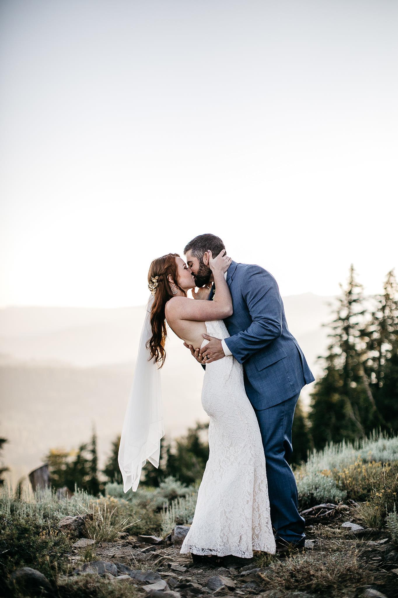 we eloped!