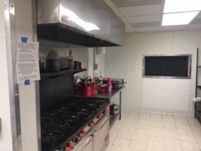 Kitchen to make food and snacks