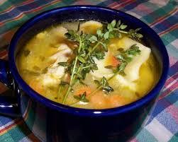 Grandma Fela's Real Jewish Chicken Soup