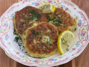 Dilly Leek Croquettes