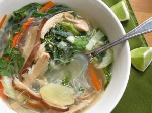 Tinola Filipino Chicken Soup