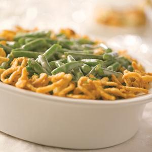 Green Bean Casserole Plus