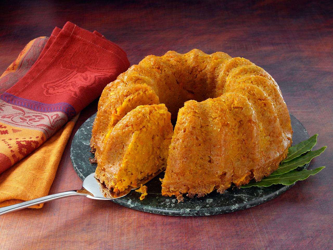 Nana's Carrot Mold