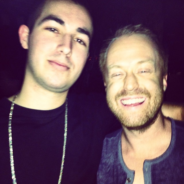 Beau with RSD Tyler, also known as Owen Cook, the founder of  Real Social Dynamics