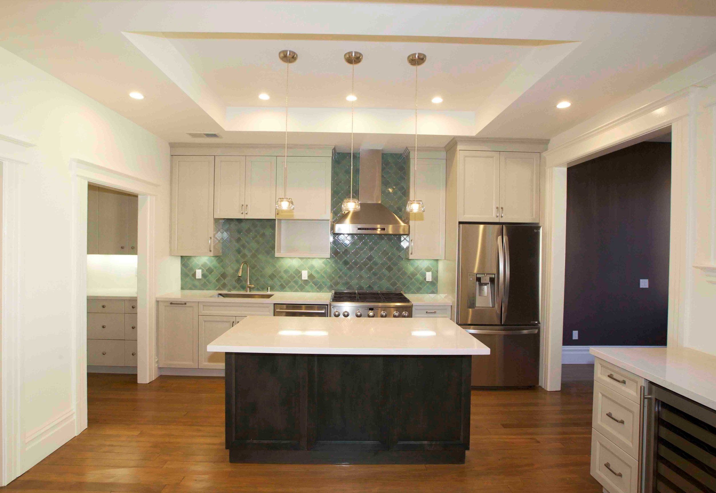 Kitchen Remodel and Interior Painting