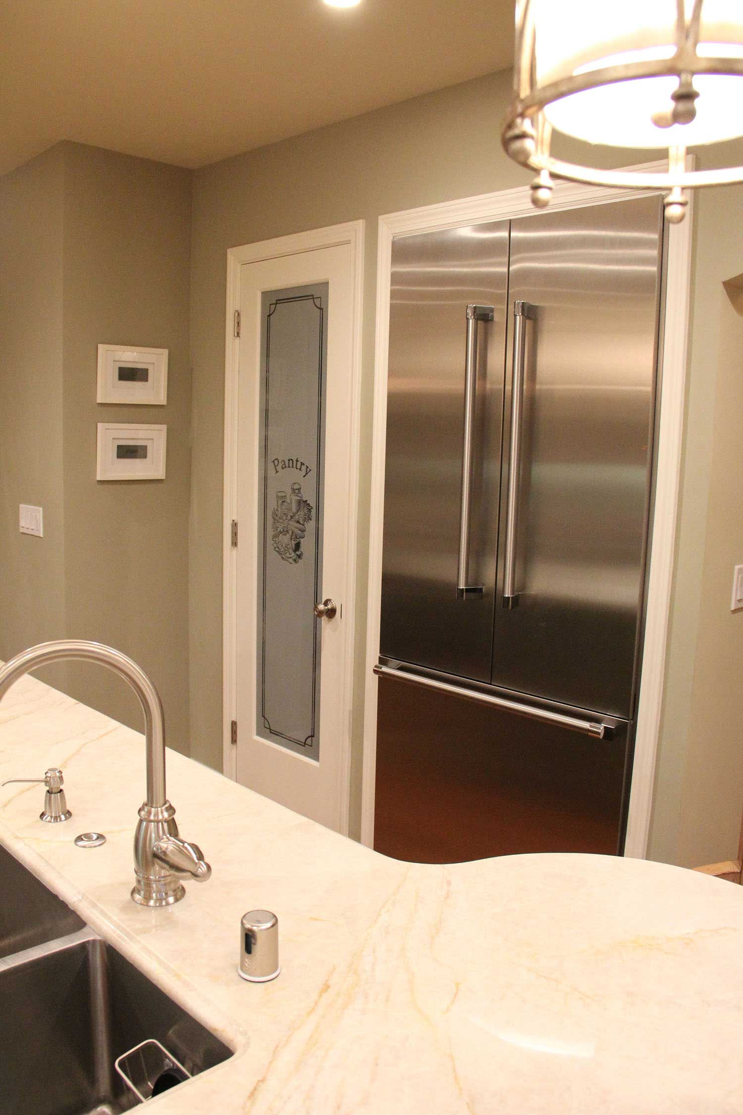 Custom Designed Kitchen Space