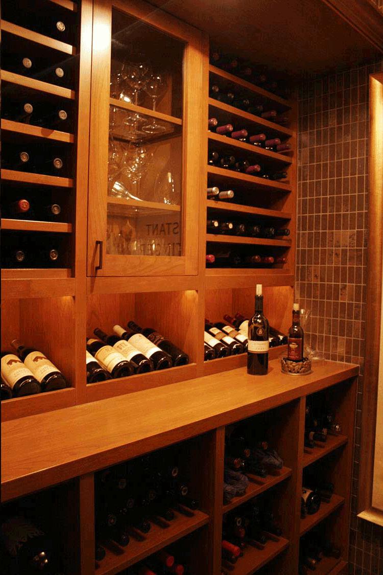 Wine Cellar Remodel and Design