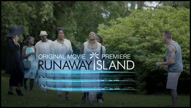 RUNAWAY ISLAND  TV ONE