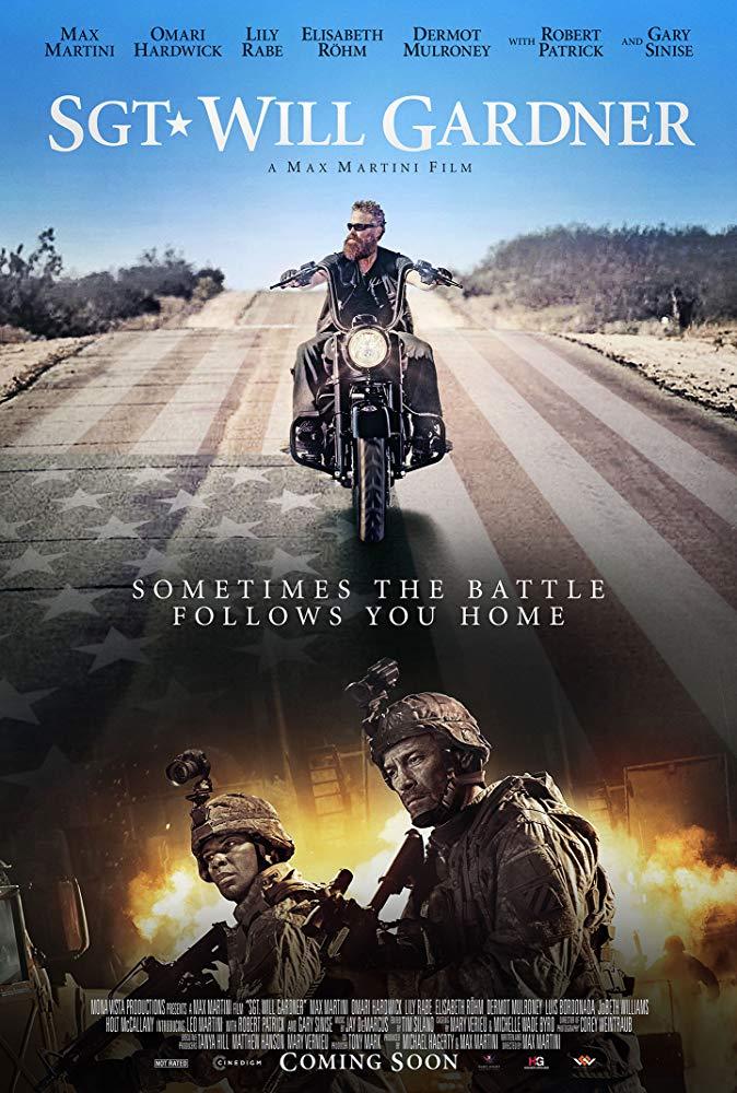 sgt will gardner  feature film