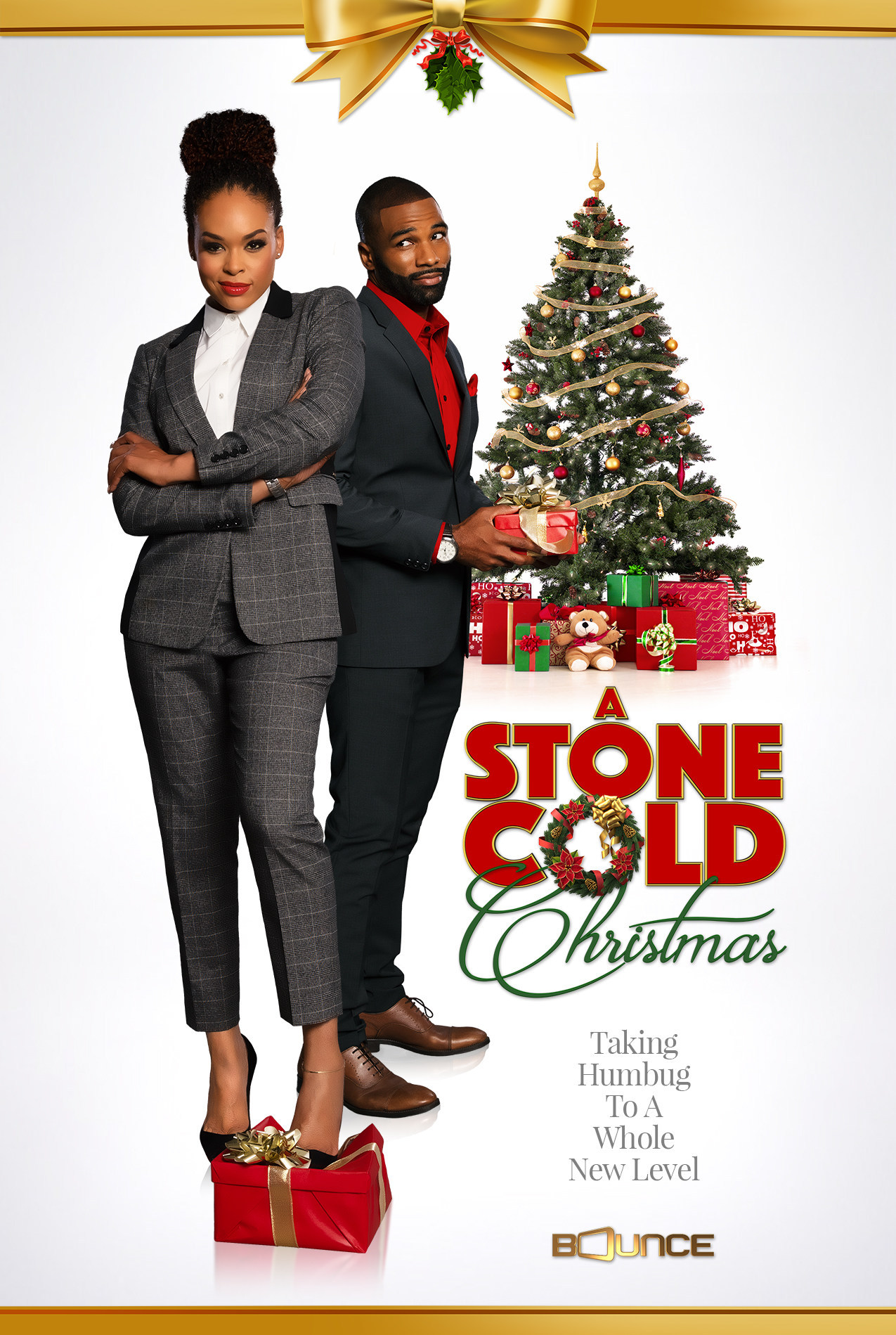 A Stone cold christmas  bounce tv