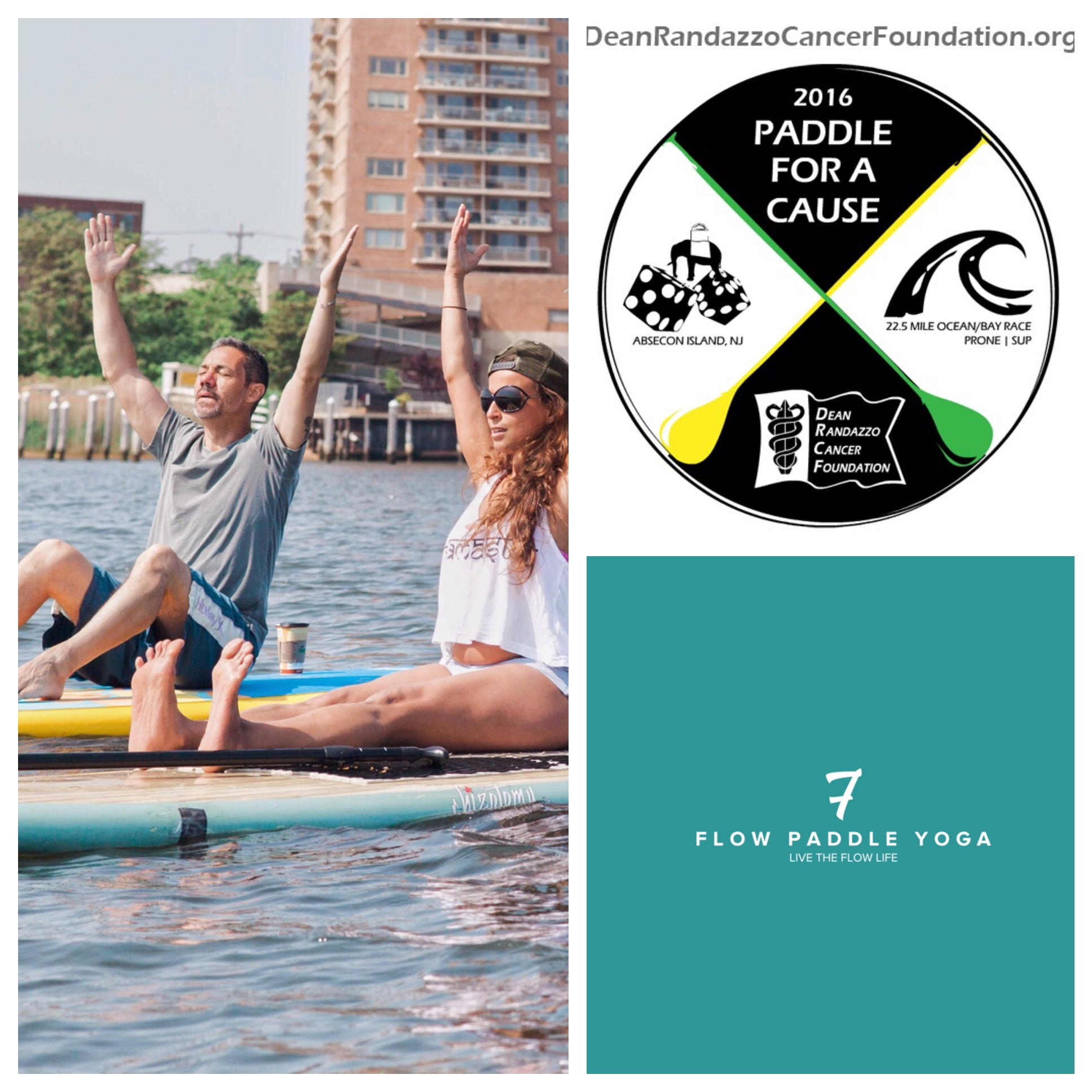 Paddle for a Cause