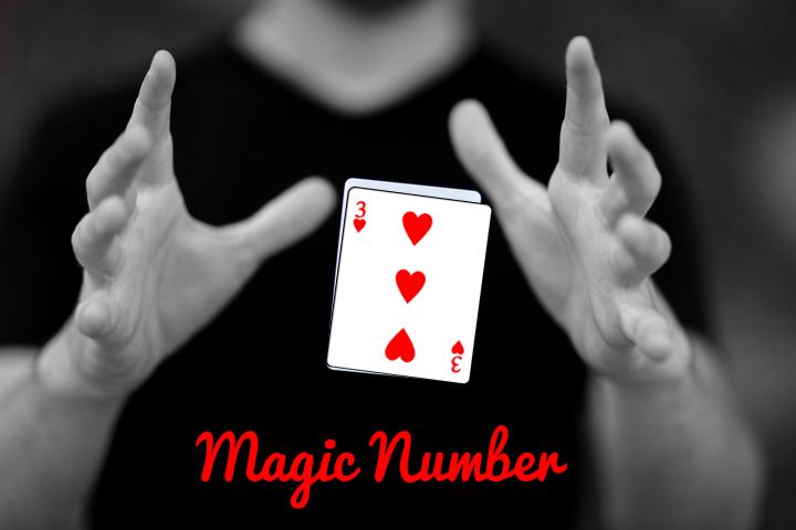 Magic Number: 3