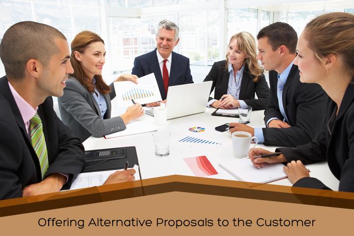Alternative Proposals