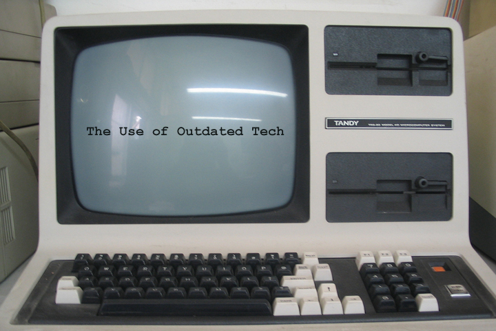 outdated tech