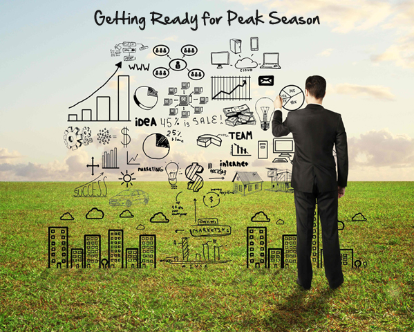 Ready for peak season