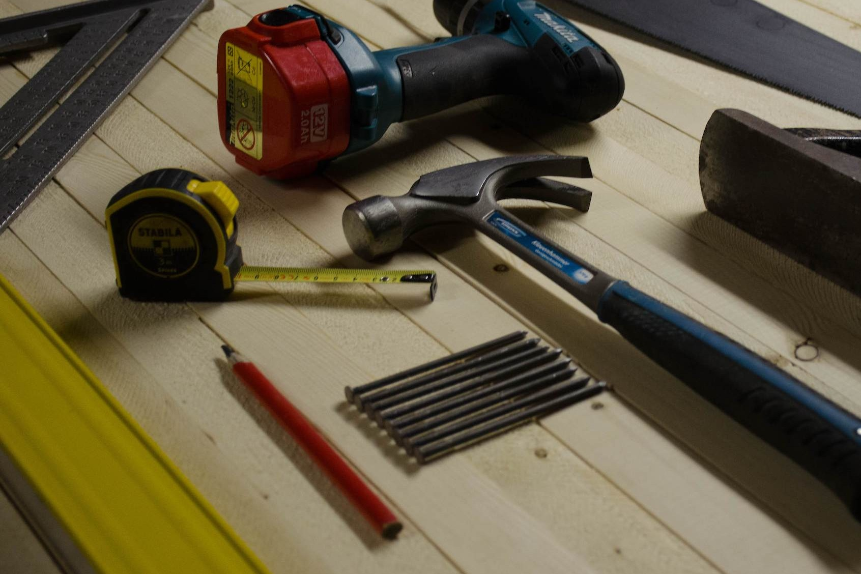 Leave it to the (tools that) pros (use) -