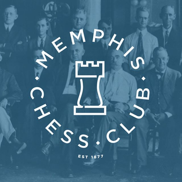 It's a new look for our 142 year old friend, The Memphis Chess Club.  They are making a big move this fall to the Pressbox Lofts downtown.  #EatPlayLearn #chessclub #choose901 #getkitbashed