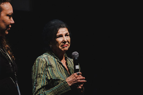 Alanis Obomsawin: In Conversation - Thursday, October 18