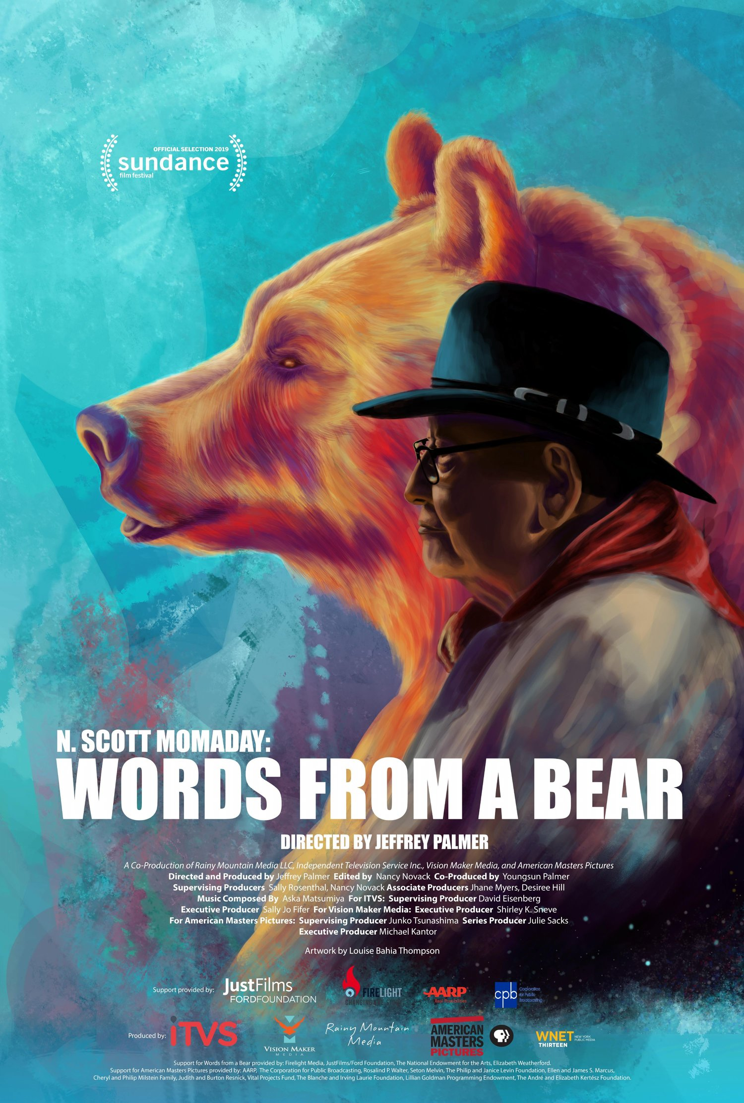 N. Scott Momaday: Words from a Bear