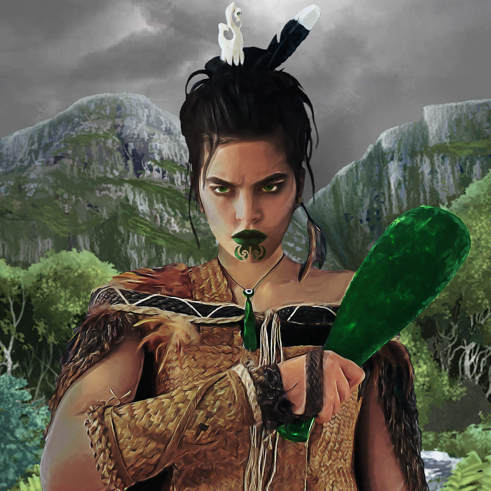Guardian Maia: Episode One - Artists: Maru Nihoniho (Maori), Edwin McRae ()New Zealand | 2018 | Mobile GameAll AgesGuide Māia on a treacherous journey where decisions aren't simply about life and death. The gods are watching Māia closely, judging her behaviours, weighing her choices and it's Māia's mana is at stake.Maru Nihoniho established Auckland based games studio Metia Interactive in 2003. As a games designer and producer Maru's focus is on indigenous storytelling as culture-based games are hugely influential and are a powerful outlet for engagement and learning. Maru has published several Maori games and believes that Maori cultural identity is a unique strength in the future of NZ.