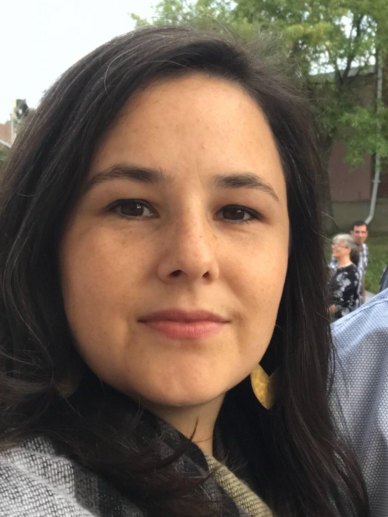 Erika Iserhoff - Officer, Indigenous ArtsEIserhoff@arts.on.ca