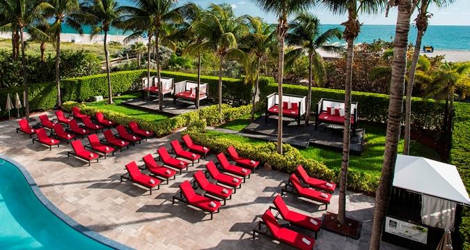 The Hilton Bentley, South Beach