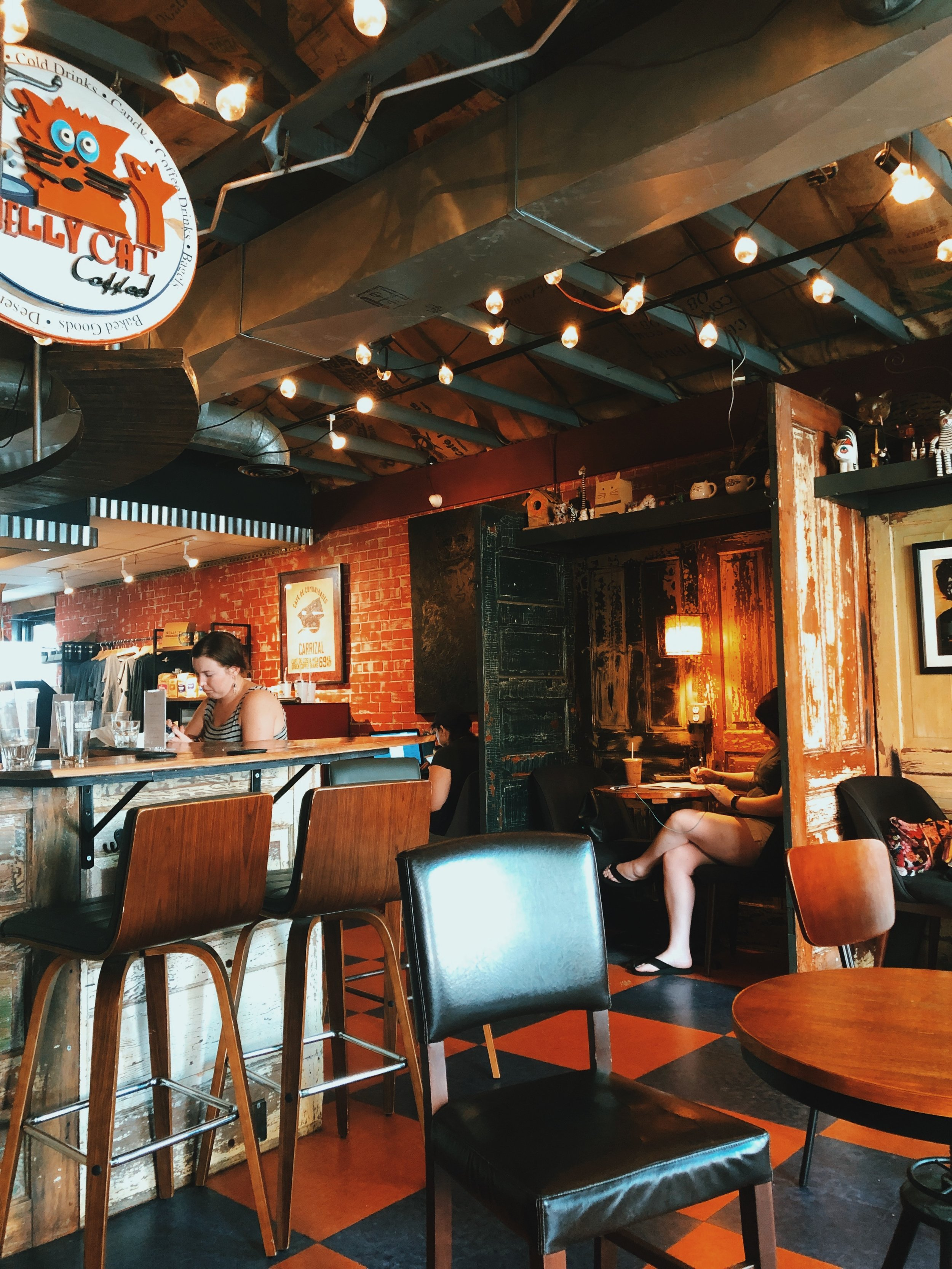Smelly Cat cafe & coffee