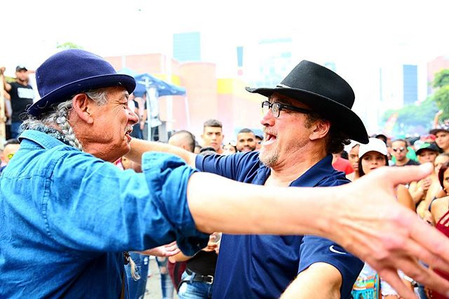 Wherever in the world I am, my tribe is there.  This is the moment when @jim_belushi found me after hearing me speak to over 100K cannabis warriors! Where in the world will we cross paths next on our pursuit to freedom?!?!