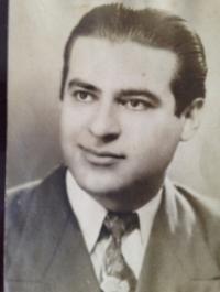 Foto del compositor a los 40 años de edad.  (Archivo RCV)