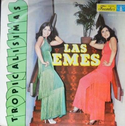Marta y Margarita Campo Vives, hijas del compositor.