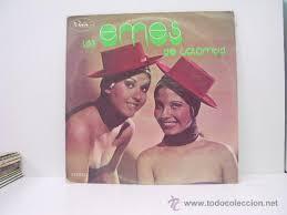 """""""Las Emes"""" Marta y Margarita Campo Vives. Discos Daro. Colombia"""