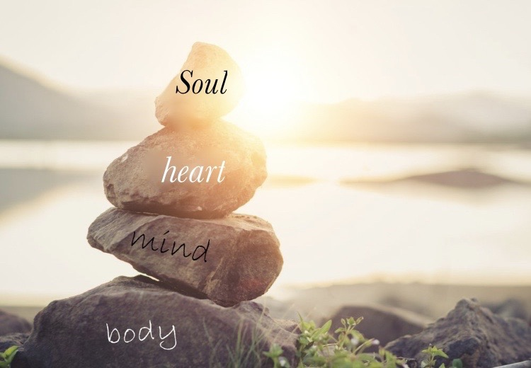 Mind, heart, body and soul alignment - These are the 4 pillars that I use for healing any kind life challenge or health concern.