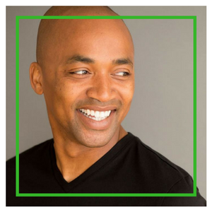 DaJuan Johnson, Host      thinkbiggercoaching.com     Actor, Founder of Think Bigger Coaching    Currently working on the 4th season of Amazon's BOSCH!     Twitter:   @ ThinkBiggrCoach   &  @ dajuanjohnson