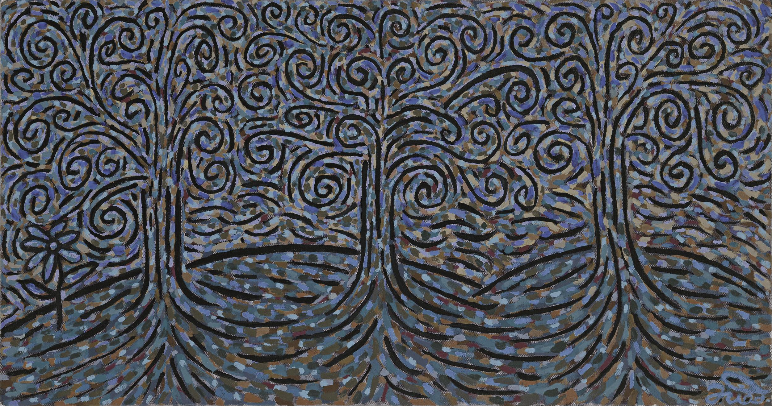 Three Trees - 2011