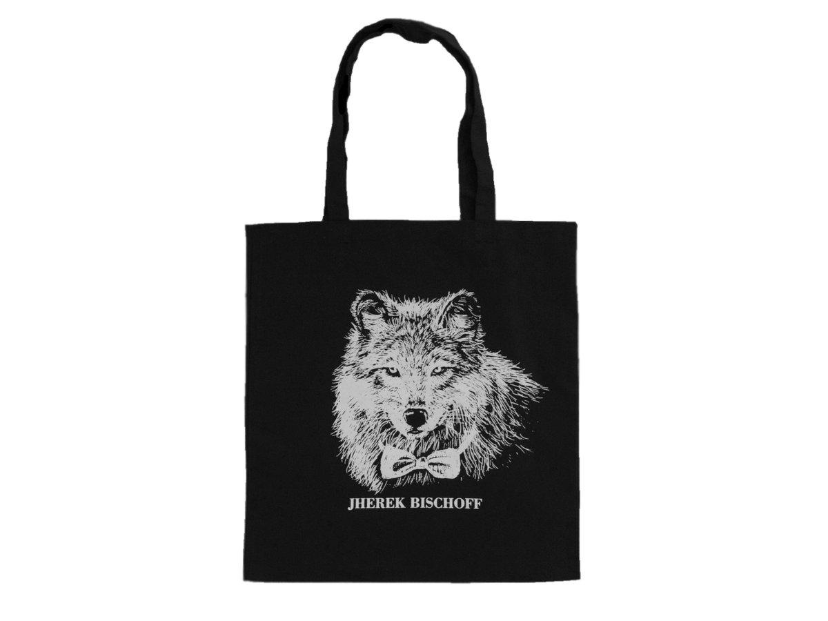 Wolf Tote Bag -