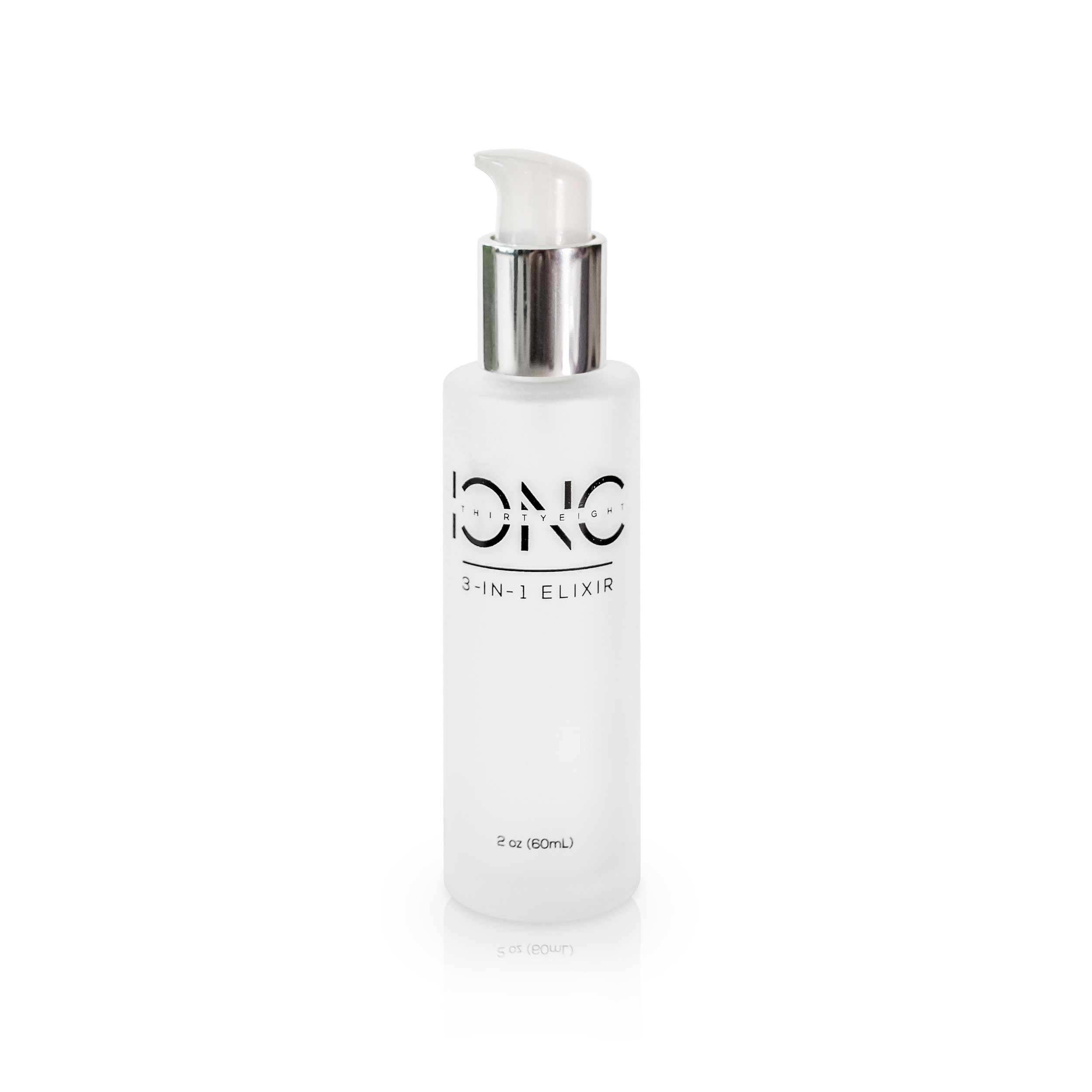 3. ICNC 38 3-in-1 Elixir - If he has a beard, he NEEDS this. The ICNC 38 3-in-1 Elixir is one of the best options you can make when it comes to purchasing beard care products. A beard is only as good as the skin it grows from and this all natural vegan 3-in-1 system establishes the foundation of healthy skin while promoting hair growth by cleansing, hydrating & moisturizing. It can be used as a beard oil or skin cleanser and moisturizer. Sold exclusively by Black Men With Beards!