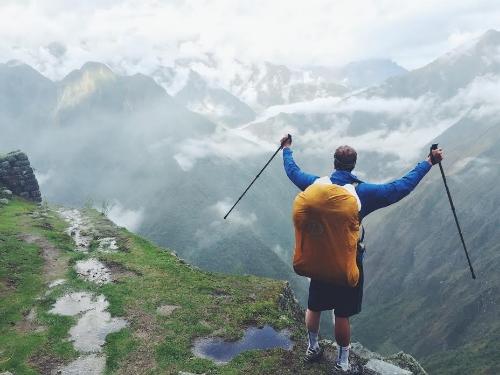 Conquering Machu Picchu (day three), Sacred Valley, Cusco, Peru
