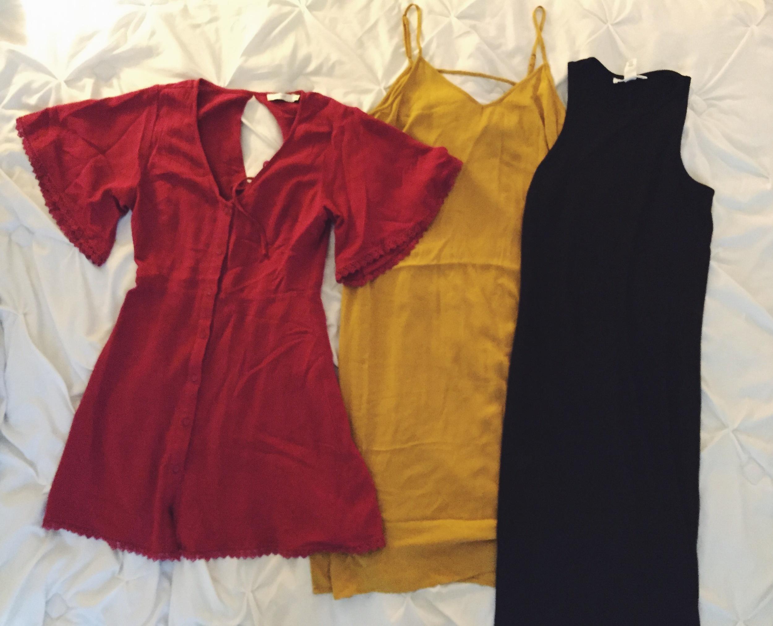 Versatile Dresses