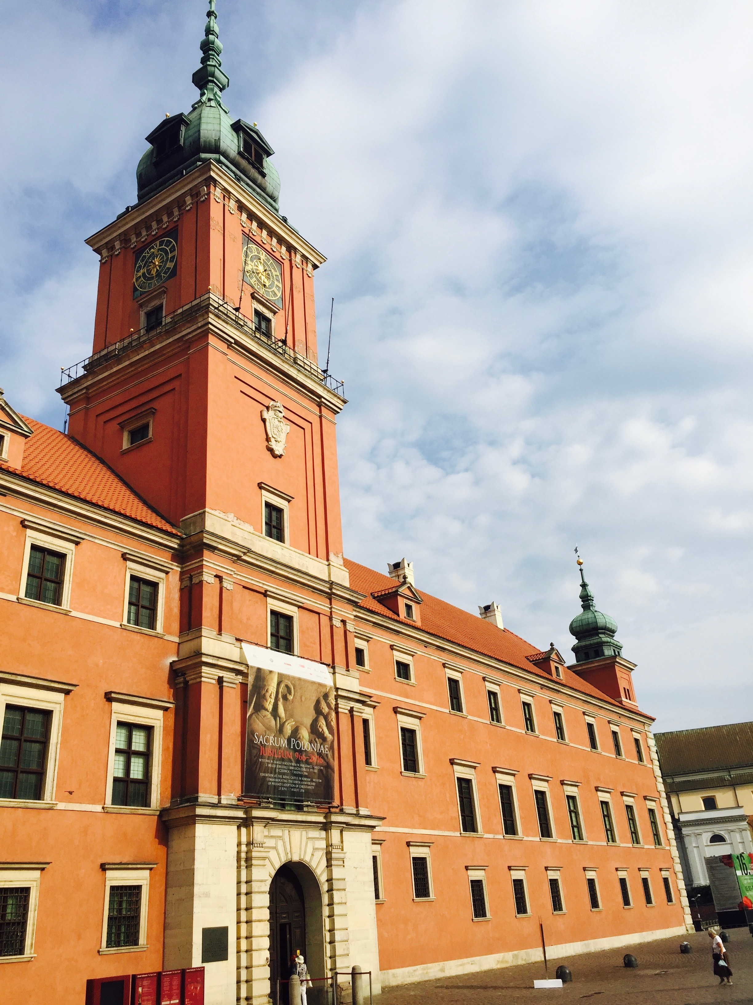 6 Cities to Visit in Poland- Warsaw
