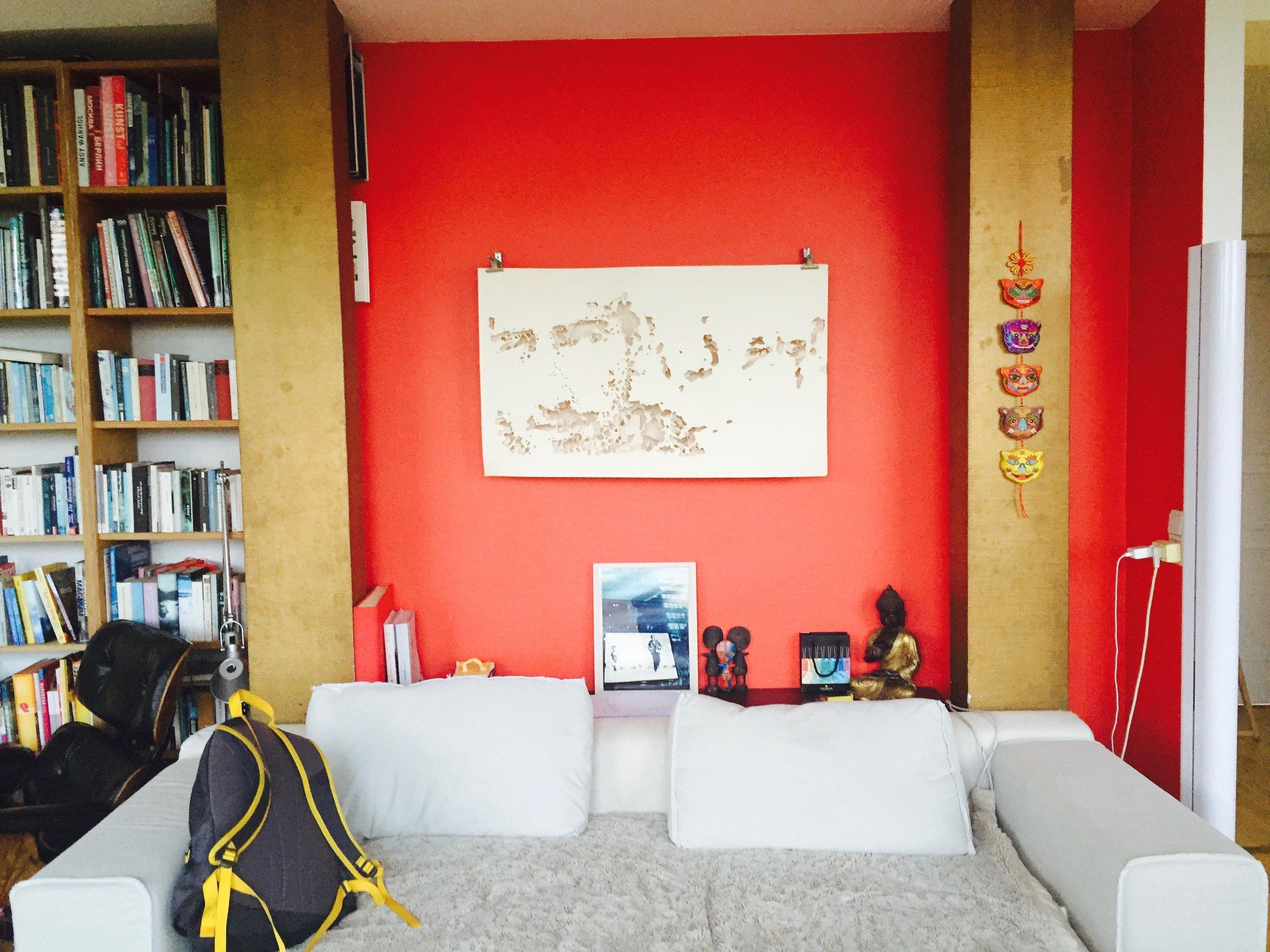 Berlin Penthouse Decor