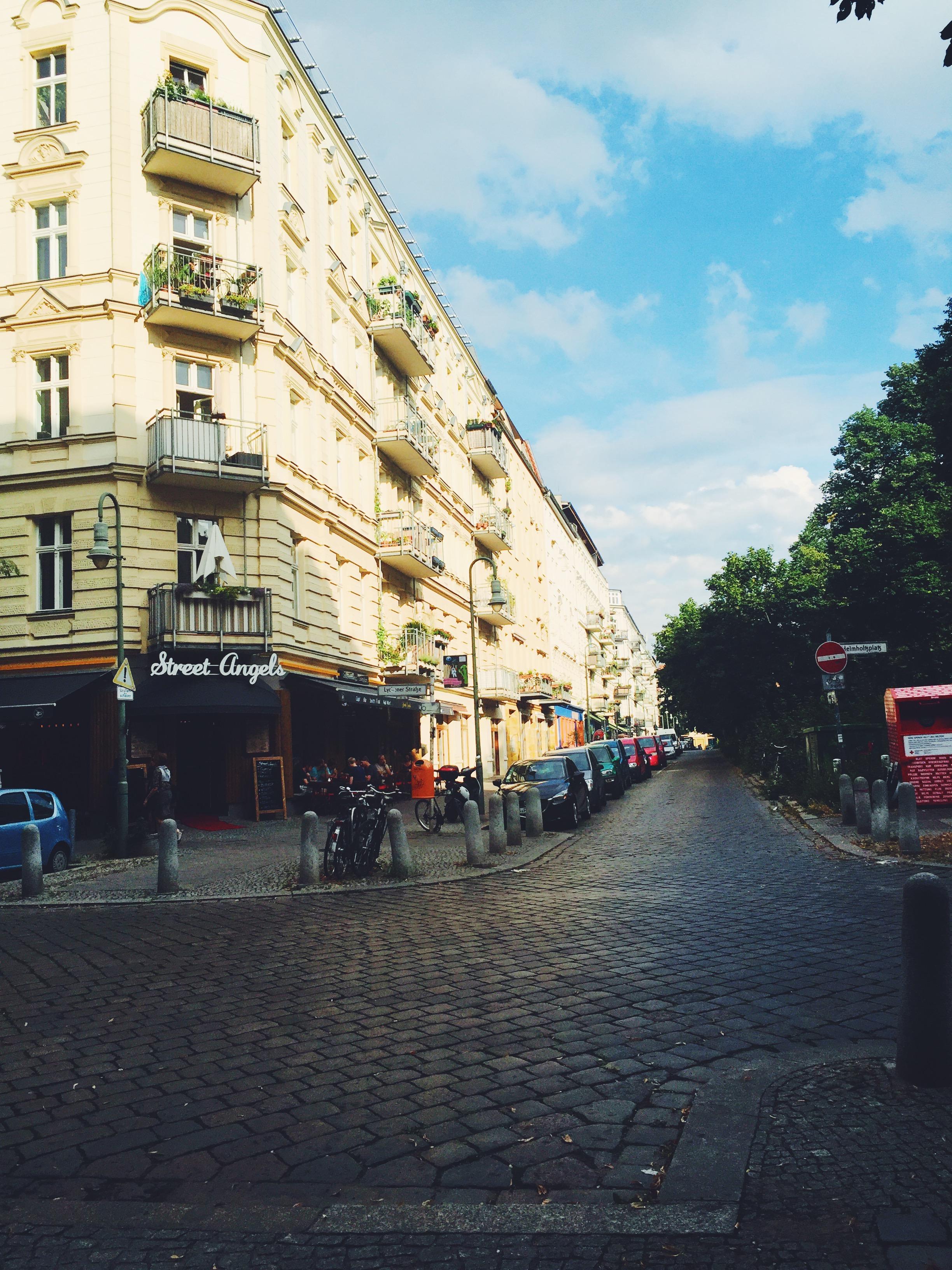 Prenzlauer Berg Neighborhood
