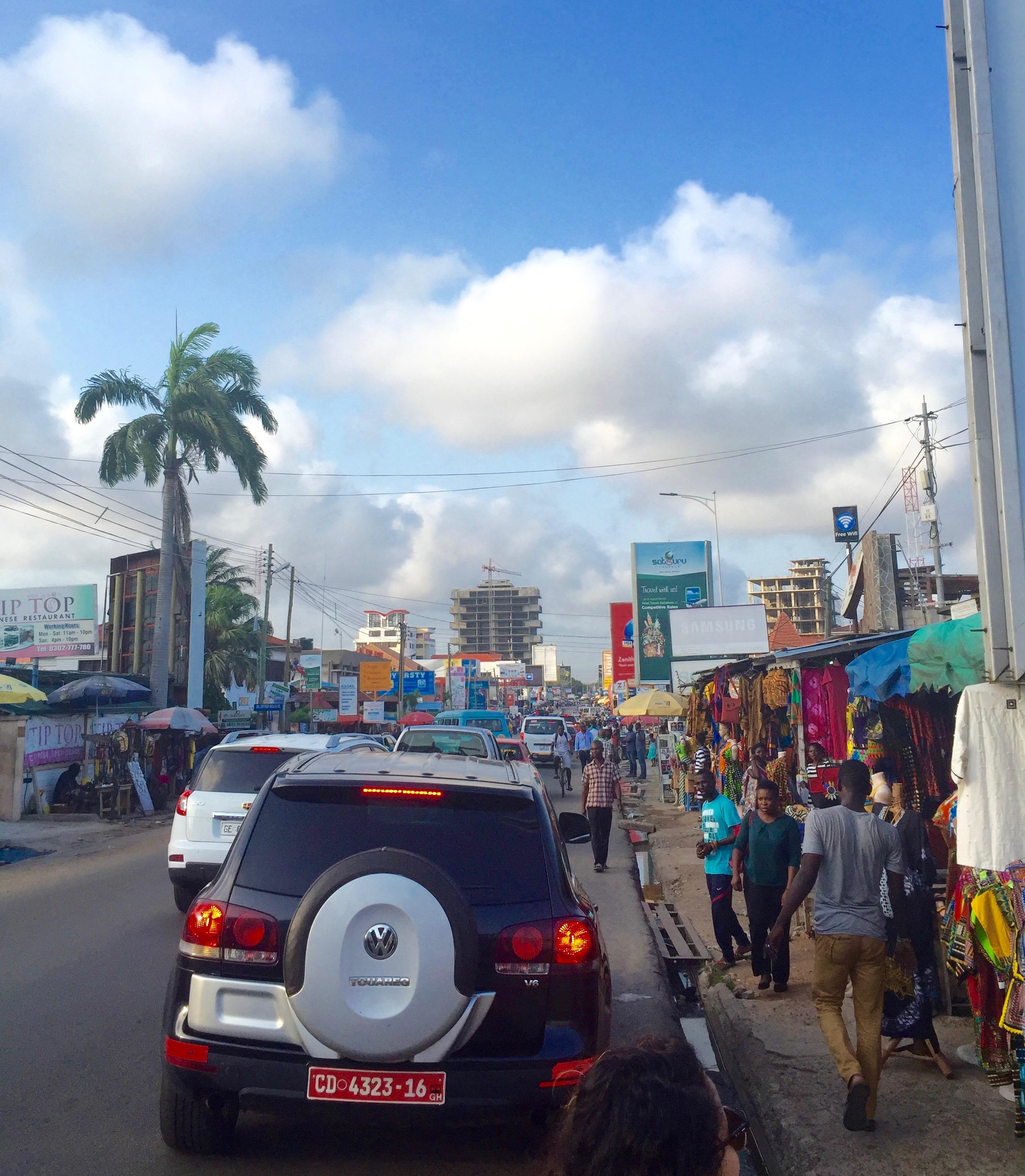 Ghana Market