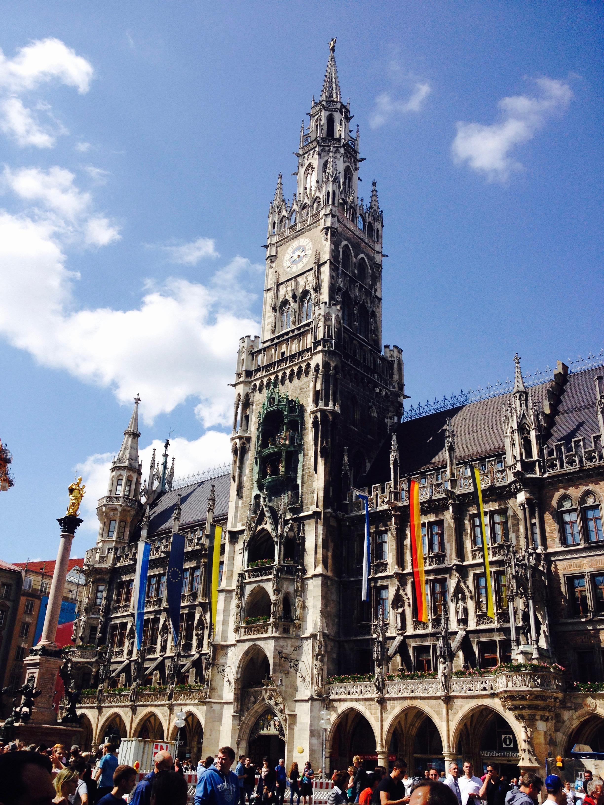 Layover in Munich