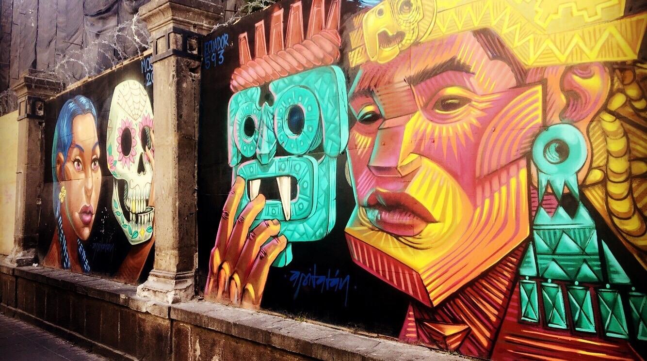 Vamos! A Beginner's Guide to Mexico City
