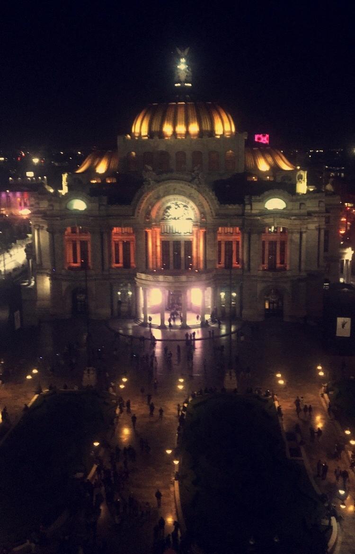 Castillo de Chapultepec  has the best views