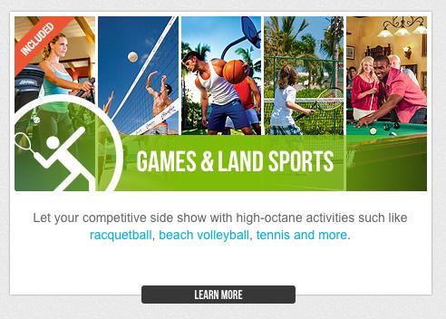 Beaches Ocho Rios Included Activities