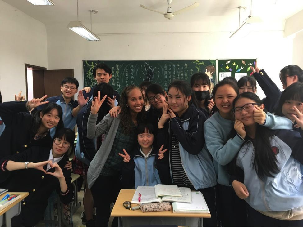 High School to Shanghai Theatre Academy